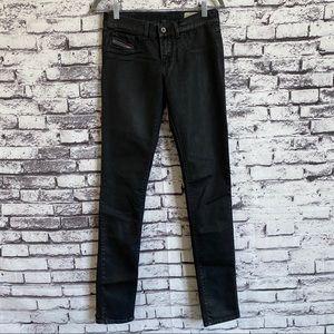 Diesel Jeans Livier Super Slim Jegging Low Waist